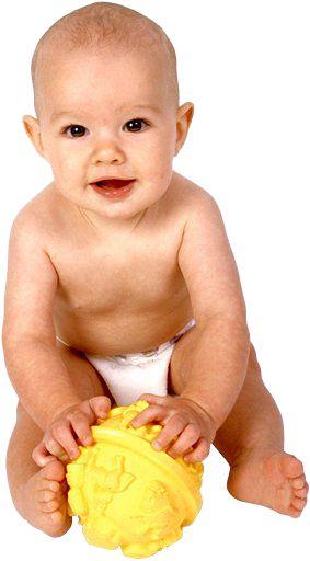 Дети первого года жизни: что они видят и слышат