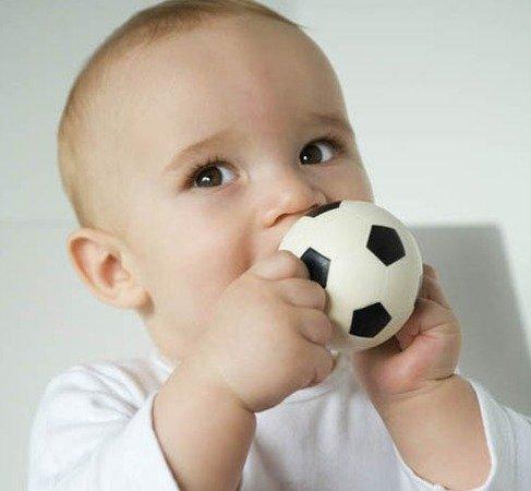 Первый год ребенка и его первые капризы
