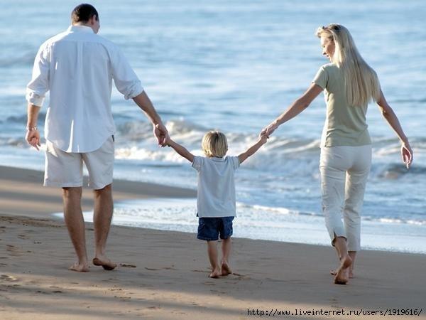 Дитя любви помогает родителям сохранить гармонию в отношениях