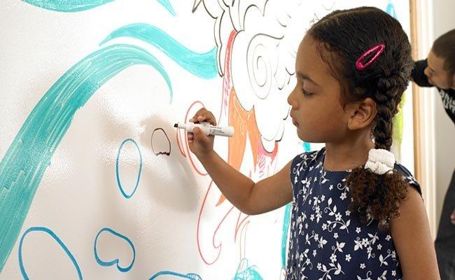 Дети рисуют из души