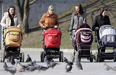 Особенности уличных прогулок с малышом
