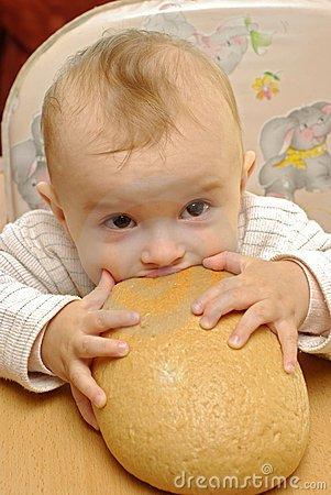 Хлеб в детском питании