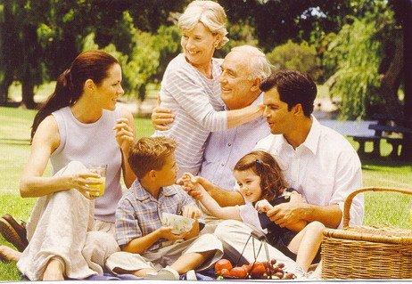 Правильное питание всей семьи