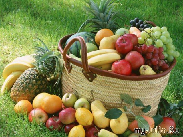 Самые полезные фрукты на планете