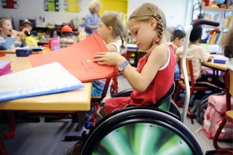 Дети с ограниченными возможностями и их воспитание