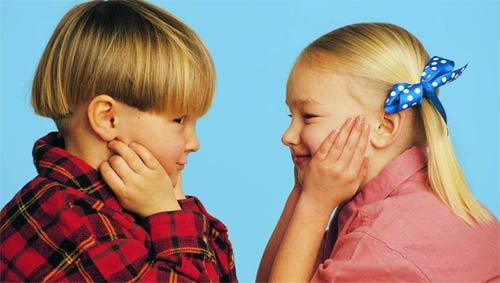 Дети с нарушением речи