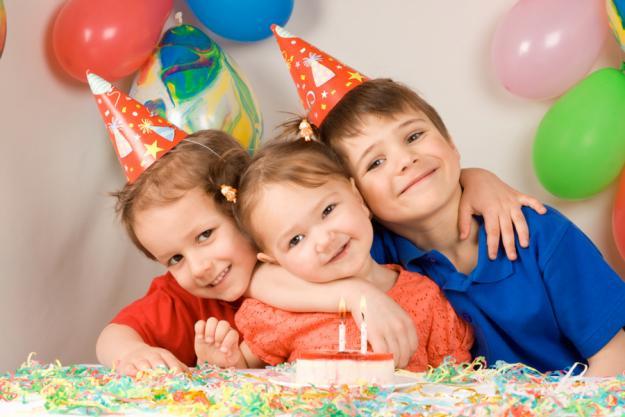 Организуем день рождение ребенку: конкурсы для самых маленьких