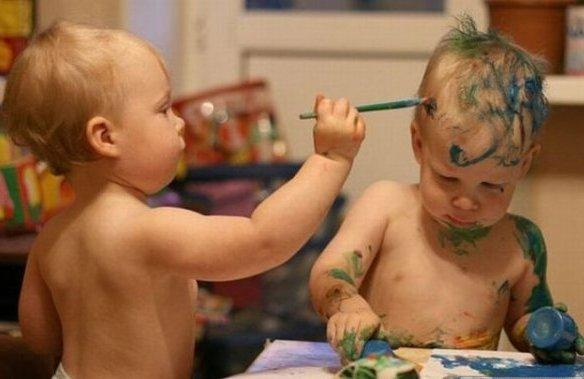 Творческие дети от творческих родителей