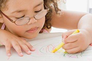 Дети с нарушением зрения: ориентировка в пространстве