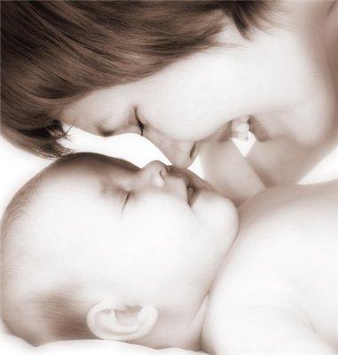 Дети учатся любви у своих родителей