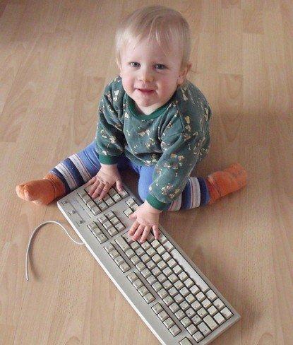 Компьютерные дети в современном мире