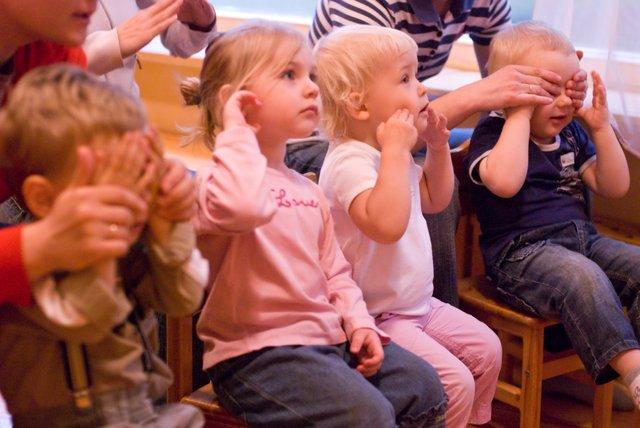 Что умеет ребенок 3-4 лет