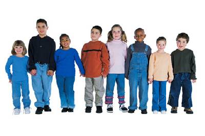 Разные дети по-разному смотрят на мир