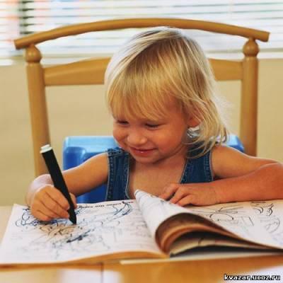 Готовность ребенка к школе по трем показателям
