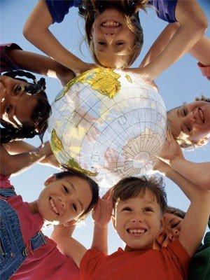 Дети-дошкольники и их развитие
