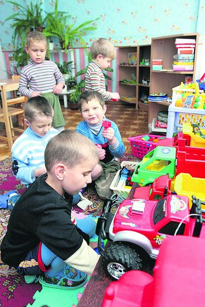 Дети 2-3 лет и их психологические особенности