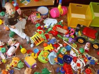 Что подарить ребенку в два года