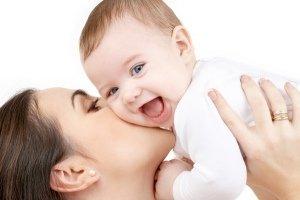Счастливые дети рождаются от любви
