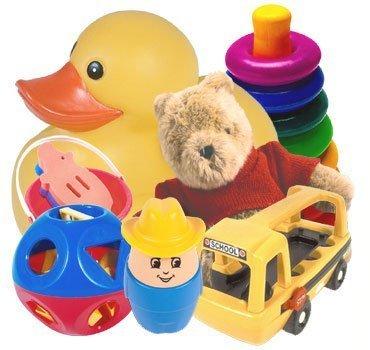 Игрушки влияют на эмоции детей