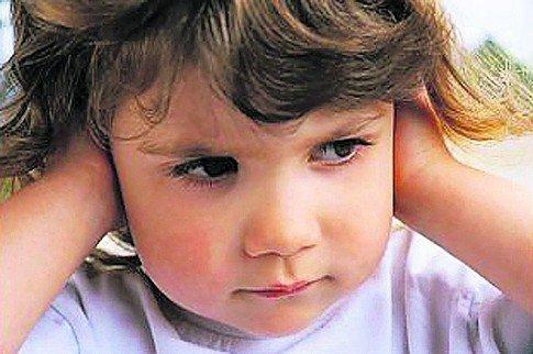 Слух у детей до года