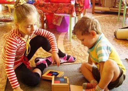 Развиваем творческие способности детей с помощью игр