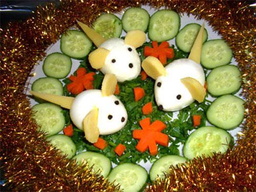 Готовим овощи для детского питания