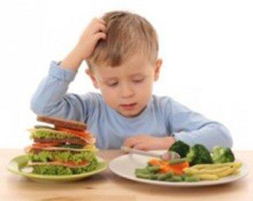 Сбалансированное питание детей